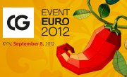 CG EVENT EURO 2012 В КИЕВЕ