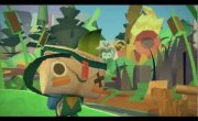 Tearaway - Gamescom 2012 Announce Trailer