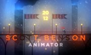 Scott Benson Animation Reel 2012