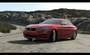 BMW 2 Series Coupé. DriveClub trailer.