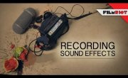 Tips on Recording Sound Effects!