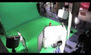 Tutorial on Cinematography - How to light a green/blue screen for perfect chroma key