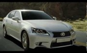New Lexus GS - A Million Miles in the Making (HD) 60 Second Version