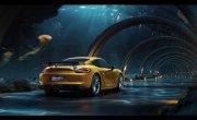 Porsche - CGI making of by Dmitriy Glazyrin