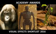 Academy Awards Visual Effects Shortlist Reel 2016
