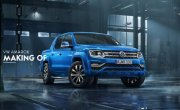VW Amarok Making Of
