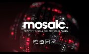 Mosaic for After Effects, Premiere Pro, Final Cut Pro and Motion