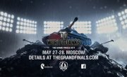 World of Tanks - The Grand Finals 2017