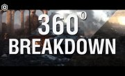 WAR KNOWS NO NATION 360° CG BREAKDOWN