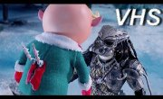 Хищник - Новогодний трейлер на русском - VHSник