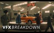 Visual Effects Breakdown Hyundai car commercial VFX / CGI